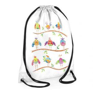 Birds-Swim-Bag