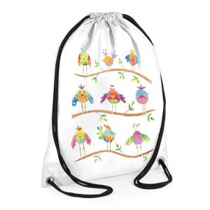 Birds-Swim-Bag
