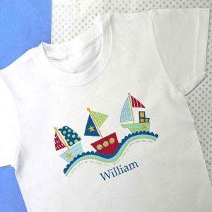 Boats-T-Shirt