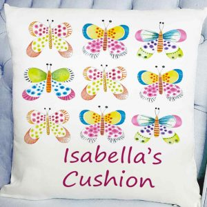 personalised cushions.