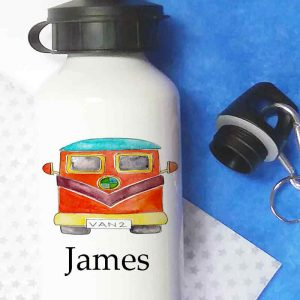 Persoanlised Camper Van Drinks Bottle