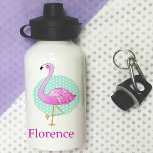 Flamingo-Water-Bottle