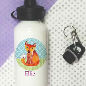 Fox-Water-Bottle