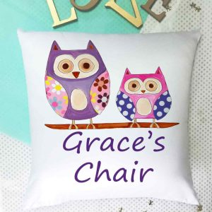 Hoot-Cushion