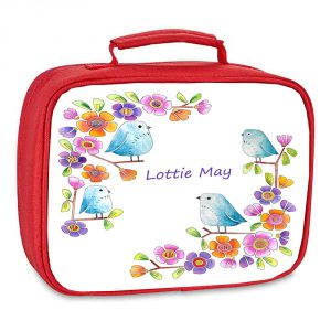 little birds lunch bag