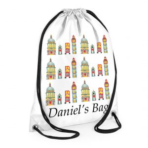 London-Swim-Bag