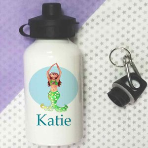 Mermaid-Water-Bottle