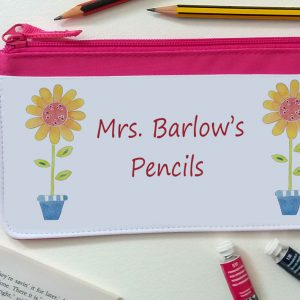 Sunflower-pencil-case-pink