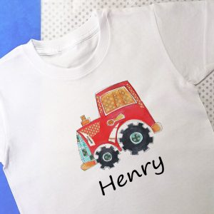 Tractor-T-Shirt