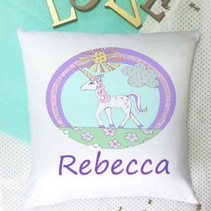 Unicorn-Cushion