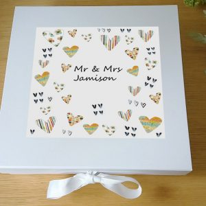 Wedding Keepsake Box £15