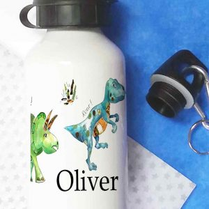 dinosaur-water-bottle