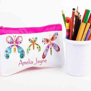 Butterfly-Pencil-Case