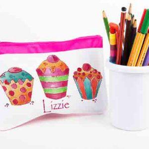 CupCake-Pencil-Case