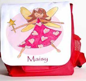 Fairy-Girl-School-Bags