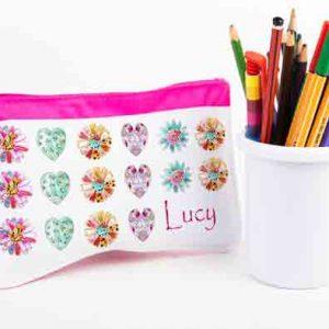 Flower-Pencil-Case