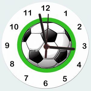 Football Clock Boys Clock