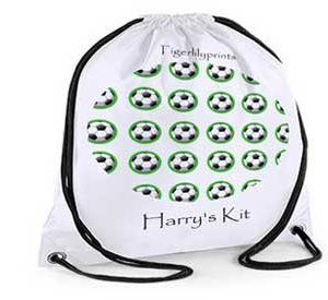 Football-Swimming-Bag
