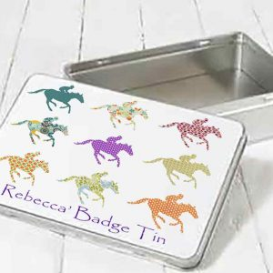 Horse-Personalised-Tins