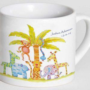 Jungle-Fun-Personalised-Cup
