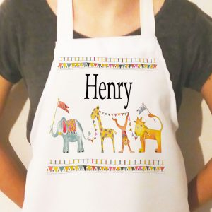 Jungle-Parade-Personalised-Apron