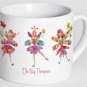 Personalised-Cup-Fairy-Dance