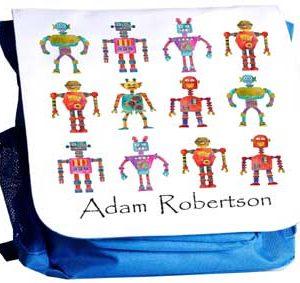 Robot-School-Bag