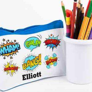 Super-Hero-Pencil-Case