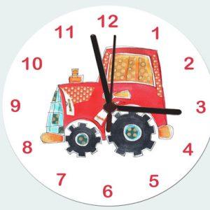 Tractor-Clock