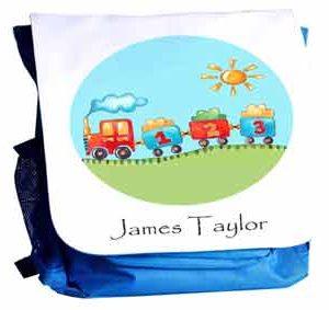 Train-School-Bag
