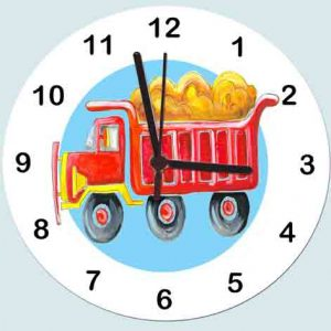 Truck-ClockBoys-Clock-UK