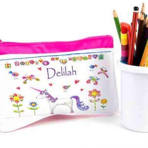 Unicorn-Personalised-Pencil