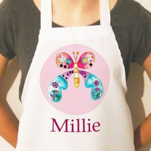 butterfly-Apron