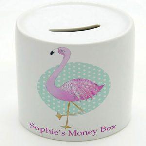 flamingo-money-box