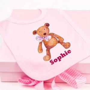 pink-bear-bib