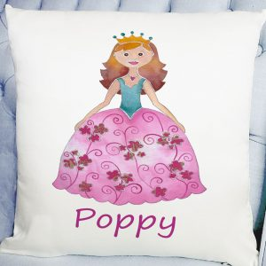 Personalised Cushions, Girls Cushion