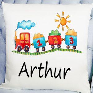 train-cushion