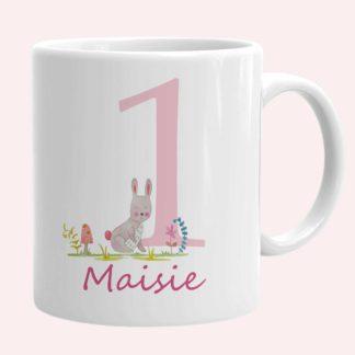 1st birthday cup