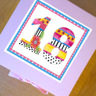 girls 18 birthday gift