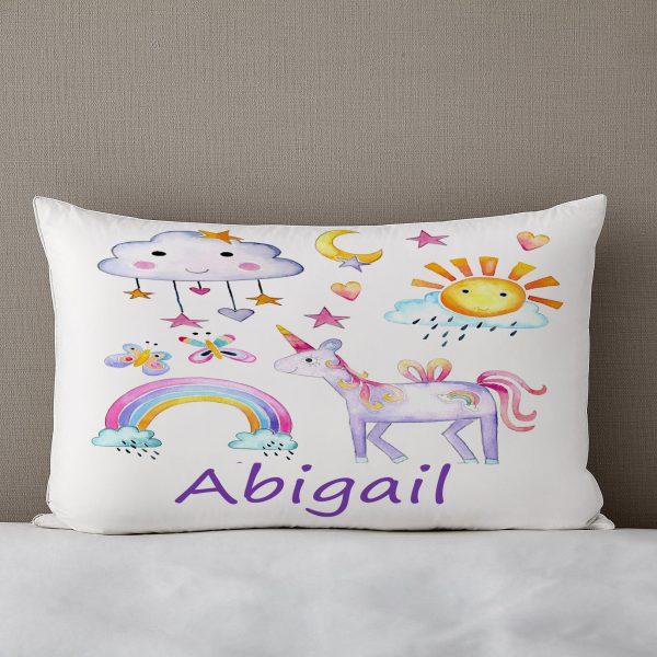 girls pillow case
