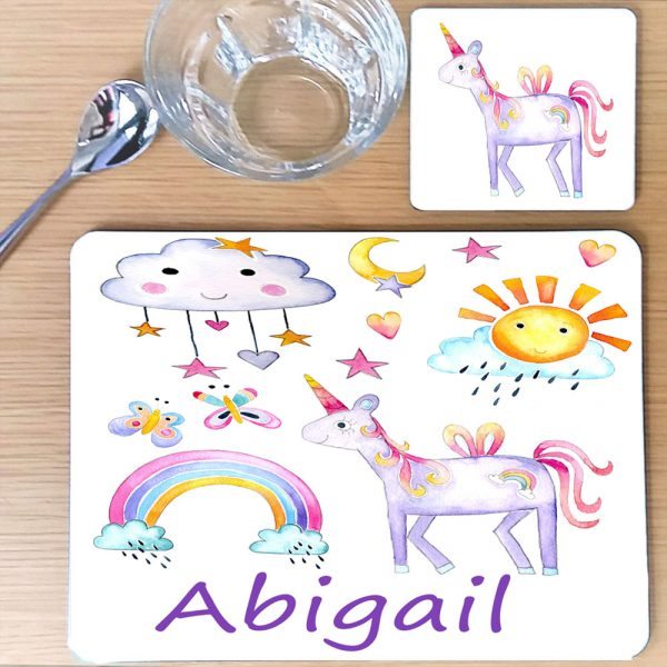 Personalised Unicorn gifts