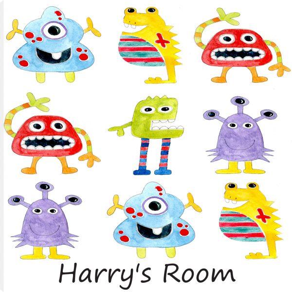 canvas print for boys room