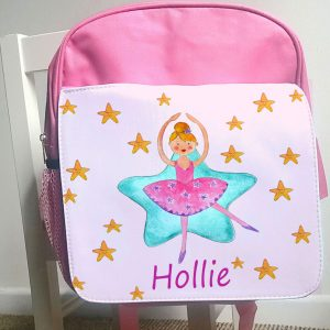 personalised nursery bag
