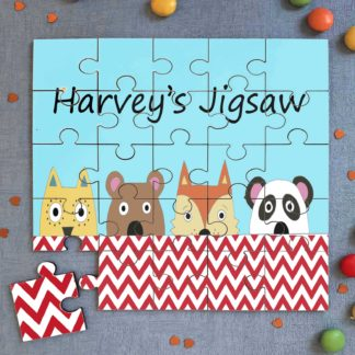 Bear Friends Jigsaw