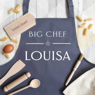 Big Chef Personalised Apron