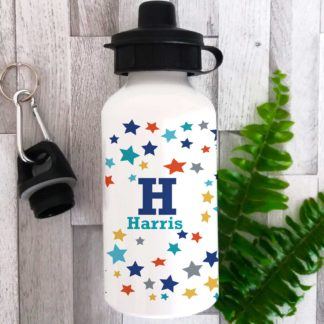 Stars Personalised Bottles
