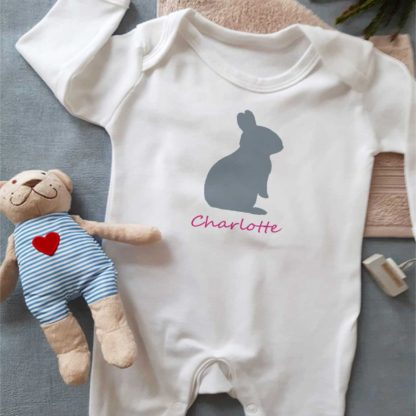 Bunny Sleepsuit
