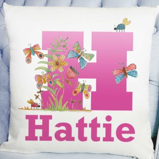 Butterfly Initial cushion