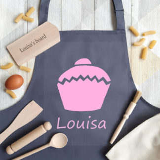 Personalised Cake Apron Set