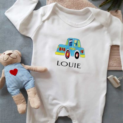 Cars Sleepsuit